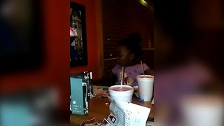 Little Girl Is Adorably Hangry - Video