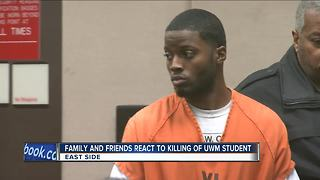27-year-old man charged in connection to UWM student murder - Video