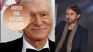 Hugh Hefner biopic will star Jared Leto - Video