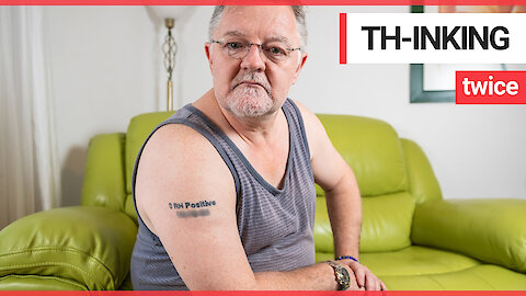 Healthy man has 'do not resuscitate' tattooed on chest
