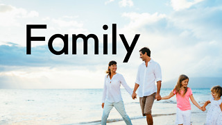 Family - Greeting 2 - Video