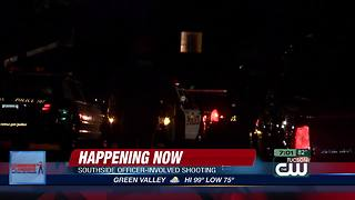 Southside standoff ends with suspect dead - Video