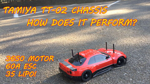 Tamiya TT-02 Chassis How Does It Perform?