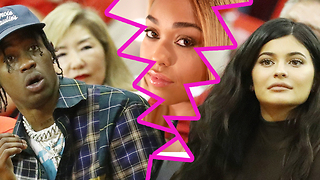Jordyn Woods Getting In between Kylie Jenner and Travis Scott!