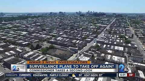 Baltimore Police say they have no plans to use surveillance plane