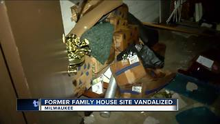 Family House slated to re-open after thieves break in - Video