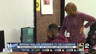 Teachers Are Heroes Susan Ellerbee - Video