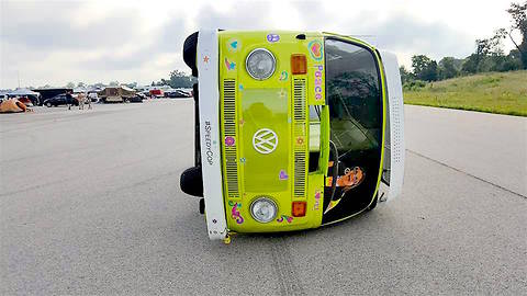 Trippy Tippy Hippy Van Will Leave You In Awe