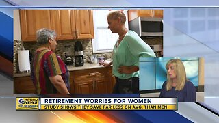 Retirement Worries for Women