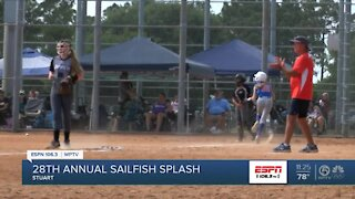 Sailfish Splash takes softball to Stuart
