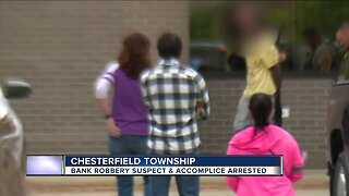 Larceny suspect arrested at Anchor Bay Packaging in Chesterfield Township