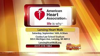 American Heart Association- 9/1/17 - Video