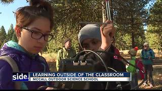 McCall Outdoor Science School - Video
