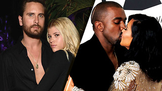 How Scott Disick & Sofia Richie, Kim Kardashian & Kanye and Other Celebs Spent Valentine's Day