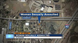 Woman attacked and sexually assaulted in Elkhorn - Video