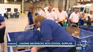 Pack-A-Backpack Backpack Stuffing