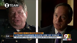 I-Team: Newport officers not disciplined for punching suspects in head