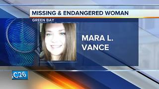 Police looking for missing and endangered woman - Video