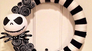 10 awesome Halloween wreath ideas - Video