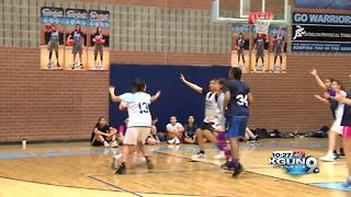 Father-daughter hope to lead Pueblo girls basketball to a state title - Video