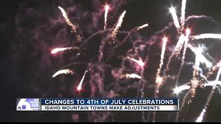 Changes to 4th of July celebrations in mountain towns - Video