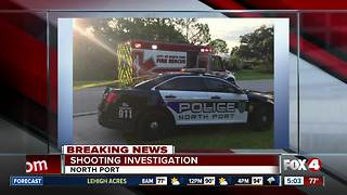 North Port shooting investigation - Video