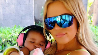 Khloe Kardashian Wants Another Baby With Tristan To Help SAVE Relationship!