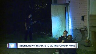 Community mourns after 4 bodies found in vacant home in Cleveland