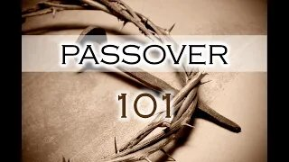 Passover (Pesach) 101