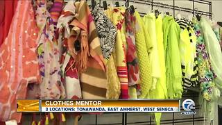 Clothes Mentor Segment 2