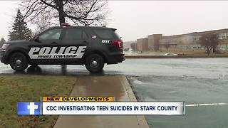 CDC sending team to investigate suicides in Stark County