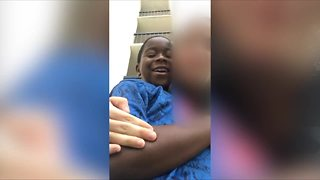 8-year-old hit and killed by car - Video