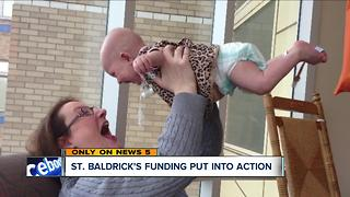 If you shave your head for the St. Baldrick's Foundation, where does that money go? - Video