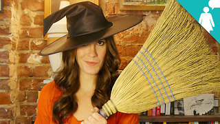Stuff Mom Never Told You: 5 Wicked Facts About Witches - Video