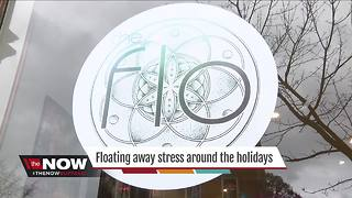 Go with The Flo and soak your stress away - Video