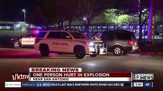 Explosion at FedEx facility near San Antonio may be connected to Austin bombs, investigators say - Video