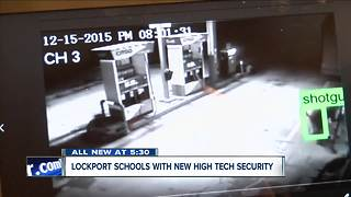 Lockport could soon be a national model for school security