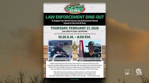 How you can help two deputies recovering from injuries