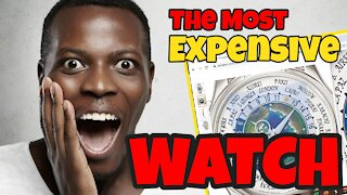 The Most Expensive Watch On Amazon
