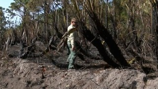 Firefighters prepare for Florida's dry season - Video