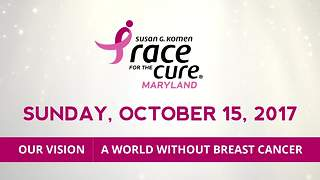 Komen Baltimore race for the cure special - Video