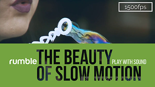 This stunning compilation captures the beauty of slow motion!