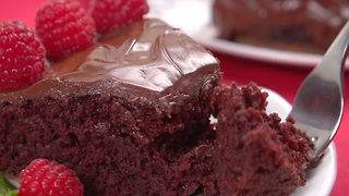 Chocolate Crazy Cake - Video