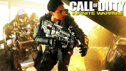 Call of Duty: Infinite Warfare official trailer breakdown