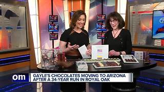 Gayle's Chocolates looks back on 34 years in Royal Oak