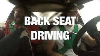 Back Seat Drivers are the Worst - Video