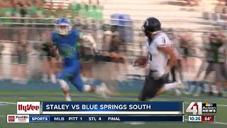 Hy-Vee Big Game Matchup: Staley beats Blue Springs South - Video
