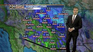 Warmer temps return to the Valley - Video