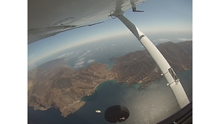 A flight to Catalina Island - Video