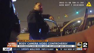 Internal documents shed light on Baltimore body camera scandal - Video